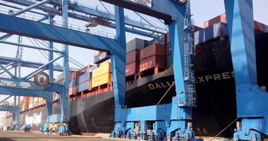 ميناء الإسكندرية يستقبل 1943 رأس ماشية قادمة من أوروجواى