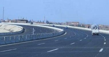 """افتتاح قطاع بطول 6 كم من """"الإقليمى"""" مع شبرا    بنها الجديد لربطه بـ""""الزراعى"""""""