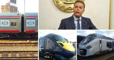 وزير النقل: لا نية لرفع أسعار تذاكر السكة الحديد قبل الارتقاء بمستوى الخدمة