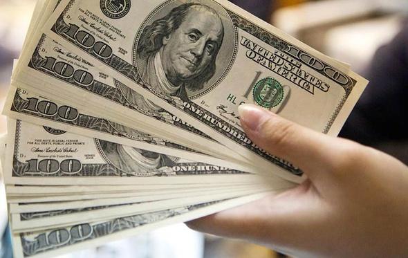 الدولار يسجل 16.3 جنيه للشراء