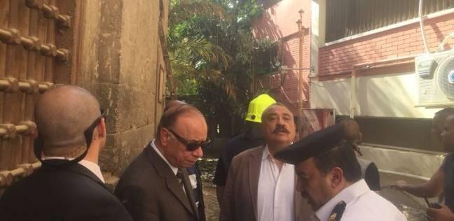 محافظ القاهرة يتفقد مقلب السلام.. ويوجه بسرعة الانتهاء من مقلبي العبور