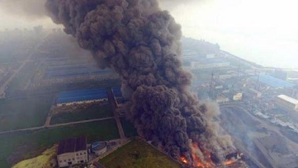 مقتل 40 شخصًا في حادث انهيار بمحطة كهرباء في الصين