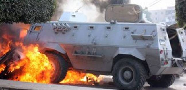 عاجل| استشهاد عدد من الجنود وإصابة آخرين خلال التصدي لهجوم إرهابي بالعريش