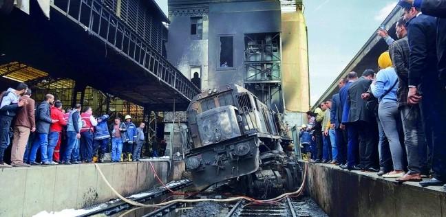 عاجل| التعرف على هوية أول جثة من ضحايا حادث قطار محطة مصر
