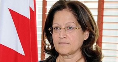 المبعوث الخاص للديوان الملكى البحرينى: نقف بجانب مصر فى مواجهة الإرهاب