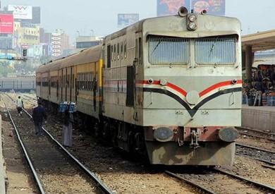 السكة الحديد: تأخر قطار «كفر الشيخ-القاهرة» 45 دقيقة نتيجة عطل فني