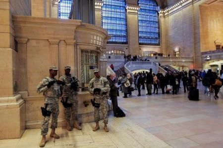 تعرف على اسباب أكبر عملية أمنية في نيويورك يوم انتخابات الرئاسة الأمريكية