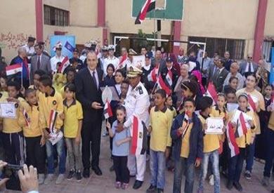 مديرية أمن القاهرة تسدد مصروفات المدارس لـ322 طالبًا من غير القادرين