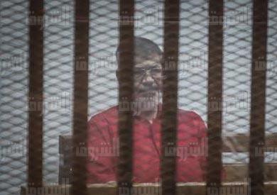 «النقض» تقبل طعن «مرسي» و26 إخوانيًا على أحكام الإعدام والمؤبد في «اقتحام السجون»