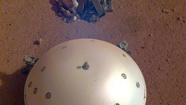 ناسا تنشر أول مقطع صوتي على سطح المريخ.. فيديو