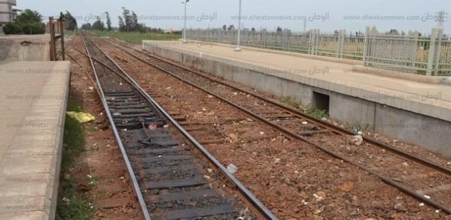 السكة الحديد تنفي وقوع حريق بقطار المناشي في الجيزة