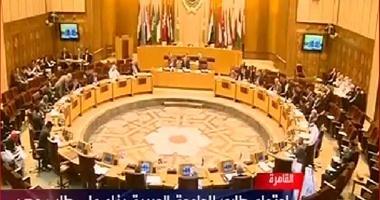 بدء أعمال المكتب التنفيذى لوزراء العدل العرب بالجامعة العربية