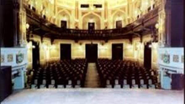 أغاني الزمن الجميل في حفل التراث على مسرح معهد الموسيقي العربية