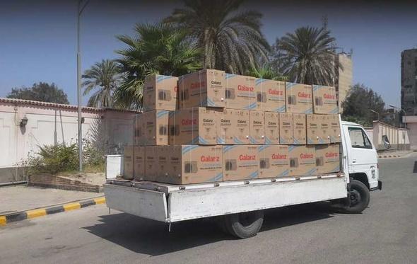 حلوان للأجهزة الكهربائية.. صناعة محلية بإيدى مصرية 100%