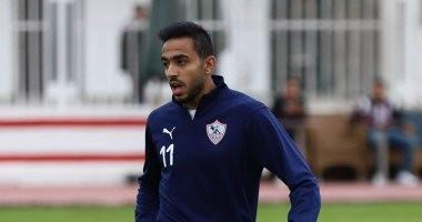 كهربا يغادر مقر نادي الزمالك بعد مشادته مع مرتضي منصور