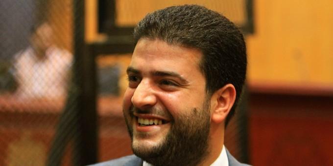 حبس نجل مرسي 3 سنوات بتهمة حيازة سلاح دون ترخيص