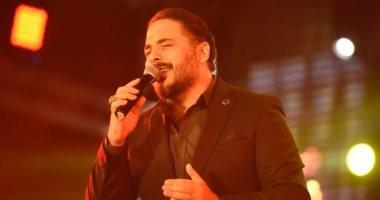"""بالصور.. رامى عياش يتألق بحفل كامل العدد.. ويعلق: """"اشتقنا لمصر"""""""