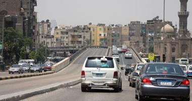 المرور يعيد فتح كوبرى السيدة عائشة بسبب الكثافات وتأجيل الإصلاحات