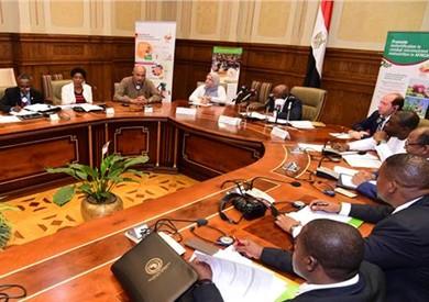 وكيل «زراعة النواب» يدعو لتبادل الخبرات بين دول إفريقيا لإحداث التكامل الغذائي