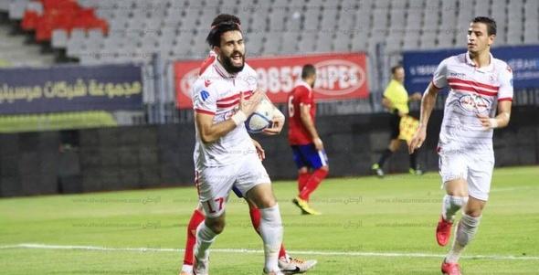 اتحاد الكرة يدرس إحالة باسم مرسي للتحقيق