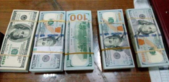 الدولار ينهار في السوق السوداء ويسجل 13 جنيها