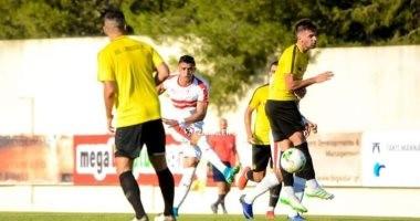 الزمالك يخسر فى ودية بطل كأس قبرص 4 / 3 استعداداً للدورى