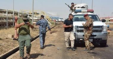 إصابة 3 أشخاص فى انفجار عبوة ناسفة غربى بغداد