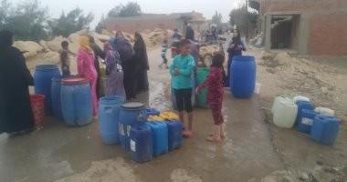 """لمدة 24 ساعة..انقطاع المياه عن بعض مناطق الفيوم بسبب أعمال ربط خزان """"بيهمو"""""""