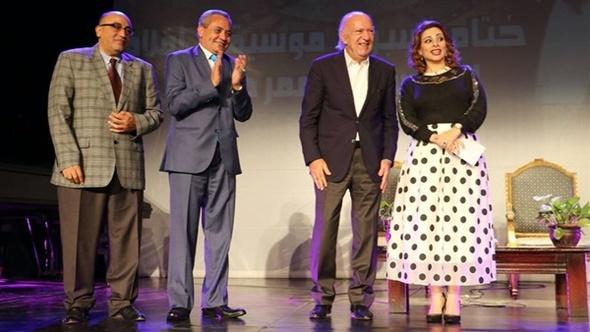 عمر خيرت في ضيافة قصور الثقافة على مسرح الجمهورية