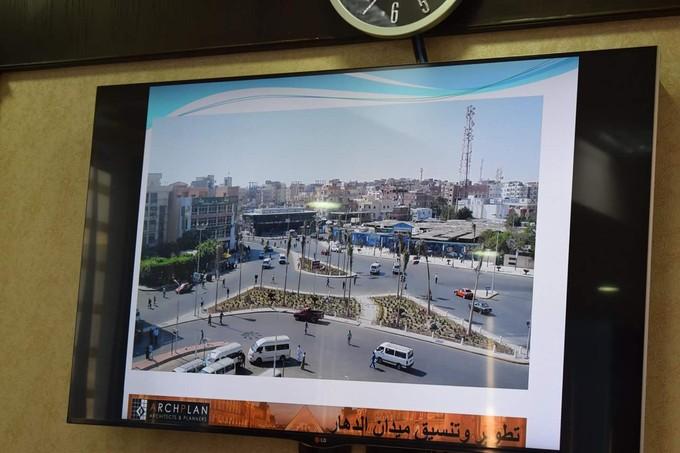شركات البترول تساهم في تطوير مدن البحر الأحمر