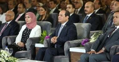 """بعد قليل.. السيسي يشهد جلسة """"استراتيجية تطوير التعليم"""" بمؤتمر الشباب"""