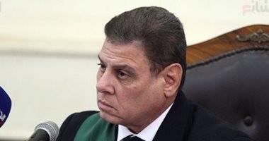 """فيديوهات تدمير أجزاء بمبنى مجلس الشورى بأحراز محاكمة دومة بـ""""أحداث الوزراء"""""""