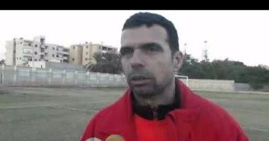 """رسميا.. إقالة أكرم عبد المجيد من تدريب بلدية المحلة و""""كشرى"""" بديلا"""