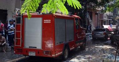 موظف بالأوقاف يشعل النيران فى الإدارة لخلاف مع أحد المسئولين بأسوان