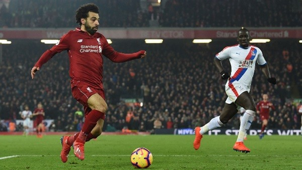 الصحف الإنجليزية تتغنى بمحمد صلاح بعد مباراة ليفربول وكريستال بالاس