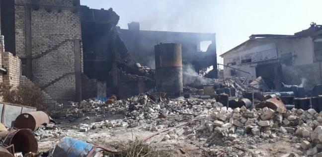عاجل| إخلاء مستشفى العجمي غرب الإسكندرية بسبب حريق البتروكيماويات