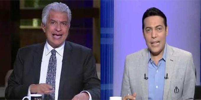 حكم بحبس وائل الإبراشي ومحمد الغيطي 6 أشهر لاتهامهما بالتأثير على تحقيقات النيابة