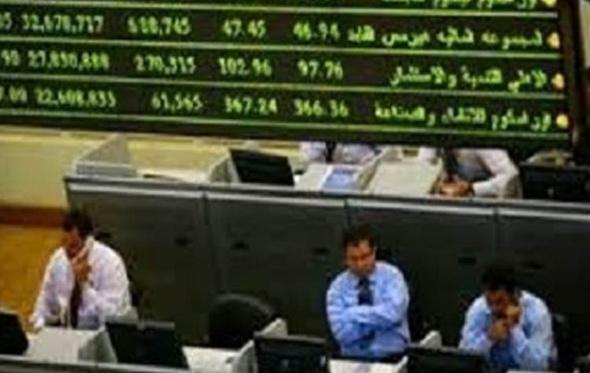 البورصة تخسر 3.4 مليار جنيه بسبب مبيعات المصريين