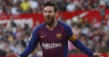 """فيديو.. ميسي """"ملك"""" الهدافين فى العالم بـ39 هدفا هذا الموسم"""