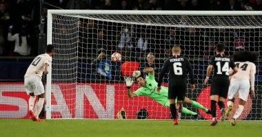 ملخص وأهداف مباراة باريس سان جيرمان ضد مانشستر يونايتد بدورى الأبطال