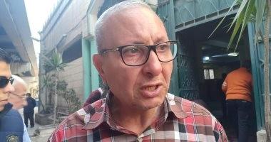 أقارب الفنان إسماعيل محمود: كان يعانى من مرض خطير واستمرت معاناته 8 أشهر