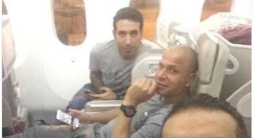 """أبو تريكة ووائل جمعة يطيران إلى المغرب للعب """"مباراة مارادونا"""" الودية"""