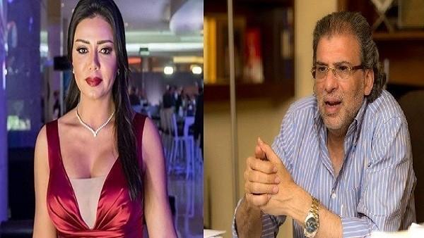المحكمة تستعلم من البرلمان عن صفة خالد يوسف النيابية لاتهامه رانيا يوسف بسبه وقذفه