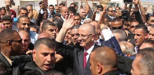 """""""الحمد الله"""" يطالب """"حماس"""" بتسليم """"الأمن الداخلي"""" بغزة لحكومته"""