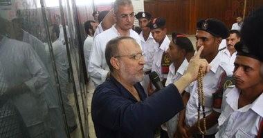 """الاستئناف تفصل اليوم فى طلب رد قاضى """"التخابر مع حماس"""""""