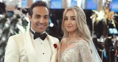 فرح أحمد فهمى.. هذه الأمنية لم يحققها لعروسه هنا الزاهد