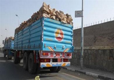 غدا.. «الداخلية» تنفذ حظر سير النقل الثقيل على «الدائرى»