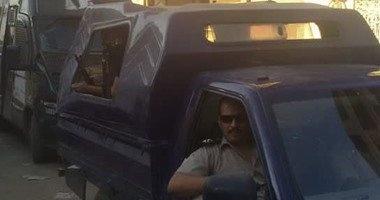 سقوط 3 من الإخوان متهمين بقطع الطريق وإشعال النار فى كافيتريا بالمنوفية
