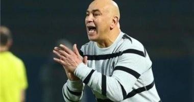 حسام حسن يرحل عن سموحة نهاية الموسم