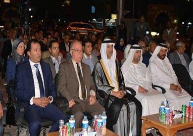 وزير الثقافة ومحافظ الأقصر يشهدان مهرجان الشعر العربي